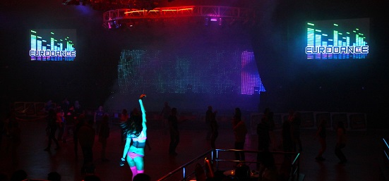 Reference - Laser Show Hall